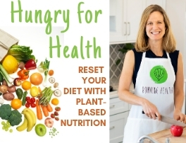 Hungry for Health Webinar April 28 6:30 PM Register to attend