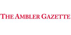 Ambler Gazette newspaper logo