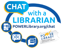 Chat with, email or text a Librarian 24/7 via Pennsylvania's Power Library
